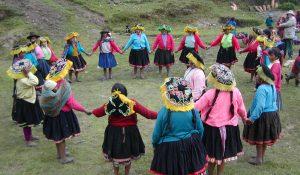 Proyecto Amautas y Qullanas: Guillermina Huamani