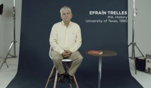 Fulbright Perú 60 años: Efraín Trelles