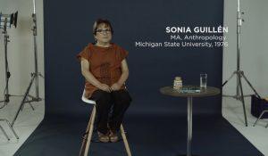 Fulbright Perú 60 años: Sonia Guillén